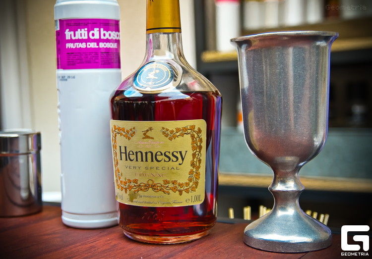 ODK и Hennessy Very Special Mixology Summit